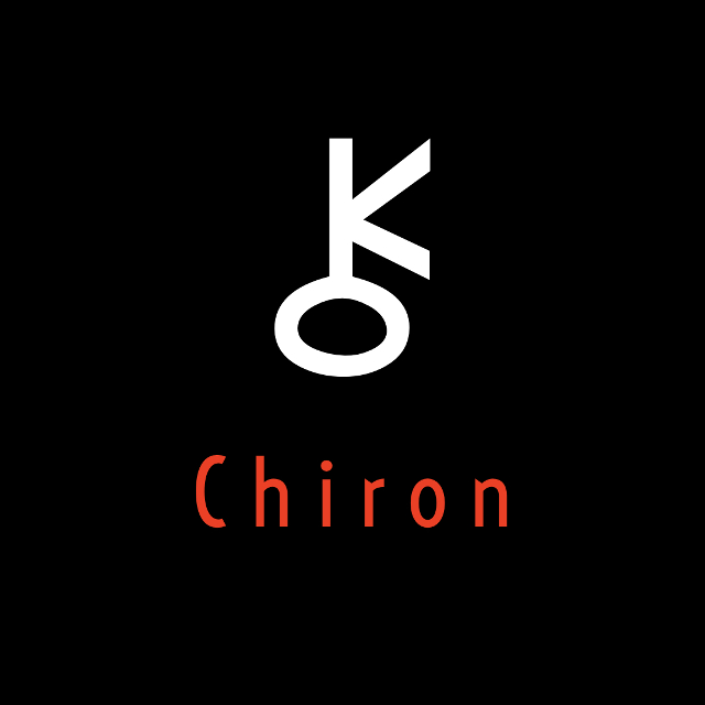 Chiron Astrological glyph