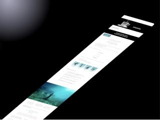 RedgateSpace web design samples